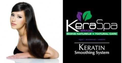 Keratina para el cabello rizado